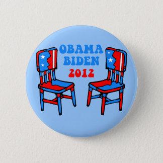 funny Obama Biden Pinback Button