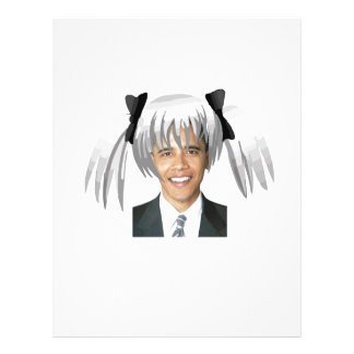 Funny obama letterhead