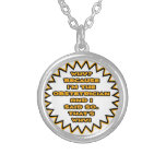 Funny Obstetrician ... Because I Said So Custom Jewelry