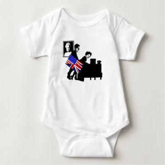Funny,offensive Mrs Thatcher Baby Bodysuit