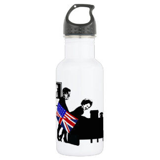 Funny,offensive Mrs Thatcher Stainless Steel Water Bottle