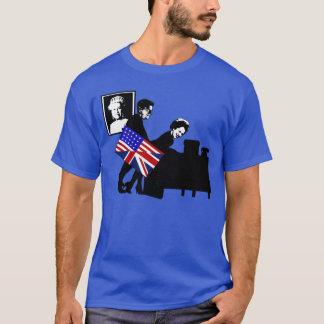 Funny,offensive Mrs Thatcher T-Shirt