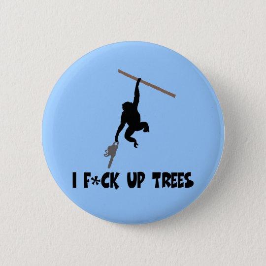 Funny,offensive slogan monkey button