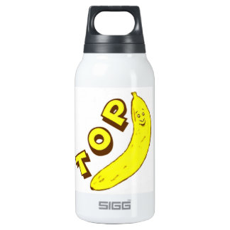 Funny Office Boss Top Banana Liberty Insulated Water Bottle