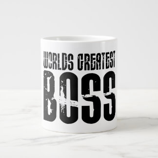 Funny Office Humor Bosses : World's Greatest Boss Large Coffee Mug
