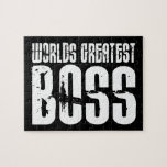 Funny Office Humor Bosses : World's Greatest Boss Puzzles