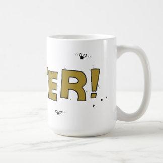 Funny office mug design - Farter!
