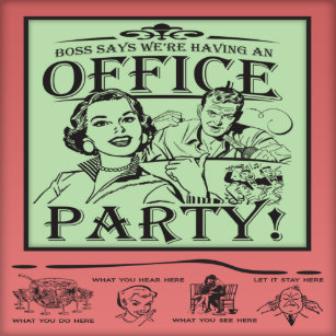 funny office invitations zazzle