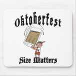 Funny Oktoberfest Drinking Mouse Mats