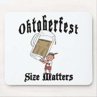 Funny Oktoberfest Drinking Mouse Mats