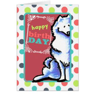 Funny Old Dog Birthday Greeting Card