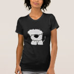 Funny Old English Sheepdog Cartoon Tshirts