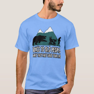 Funny old people T-Shirt