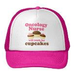 Funny Oncology Nurse Trucker Hat