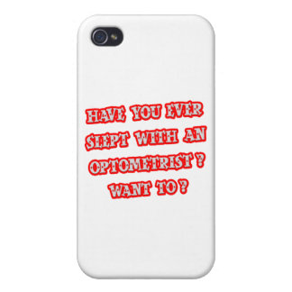 Funny Optometrist Pick-Up Line iPhone 4/4S Cover