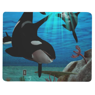 Funny orcas journal