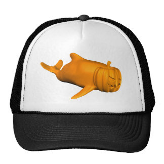 Funny Orcinus orca Trucker Hat
