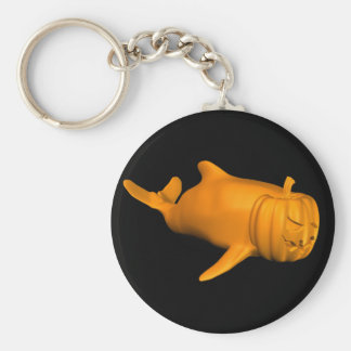 Funny Orcinus orca Keychain