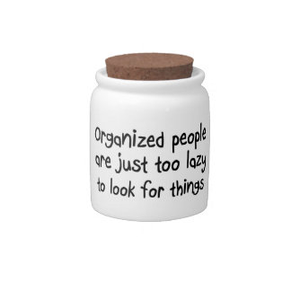 Funny organization quotes novelty office gifts candy dish