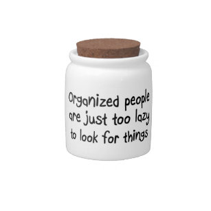 Office Candy Jars Zazzle