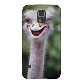 Funny Ostrich Case For Galaxy S5