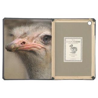 Funny Ostrich iPad Air DODOcase Case For iPad Air