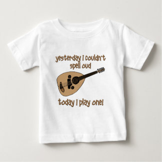 Funny Oud Baby T-Shirt