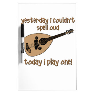 Funny Oud Dry-Erase Whiteboards