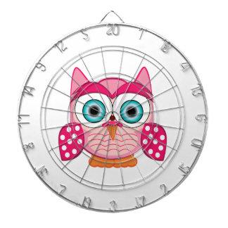 Funny Owl Dartboard