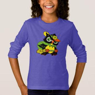 Funny Owl Halloween Gift Kids Sweatshirts