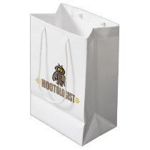Funny Owl Medium Gift Bag