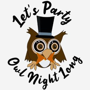 4034ad762 Funny Owl Pun T-Shirt For Women