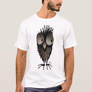 Funny Owl T-Shirt