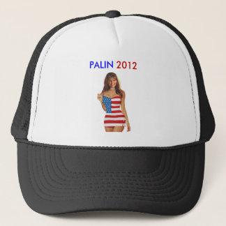 Funny Palin 2012 Apparel(Palin t shirt,anti obama) Trucker Hat