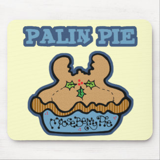 Funny Palin (Moose Berry) Pie Mouse Mats