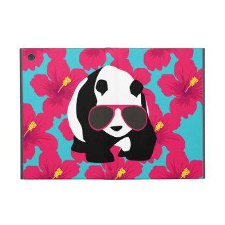 Funny Panda Bear Beach Bum Cool Sunglasses Tropics Cases For iPad Mini