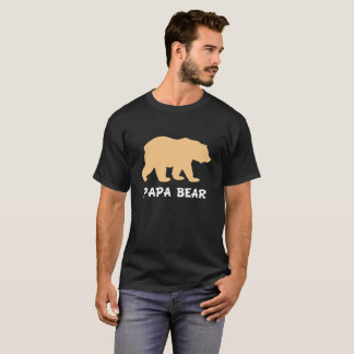 Funny Papa Bear Father's Day T-Shirt
