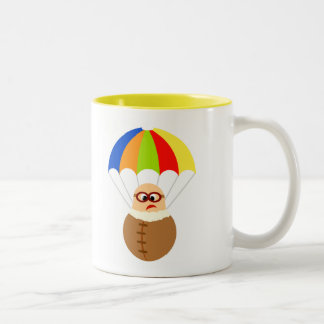 Funny Parachute Mug