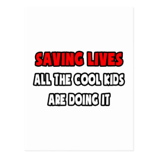 Funny Paramedic Shirts and Gifts Postcards
