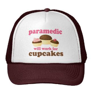 Funny Paramedic Trucker Hat