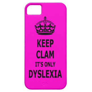 Funny parody keep calm and carry on iPhone SE/5/5s case
