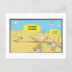 Funny Passover Greeting Card
