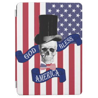 Funny patriotic American flag iPad Air Cover