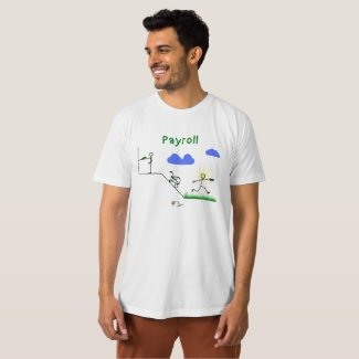 Funny Payroll Men's Shirt