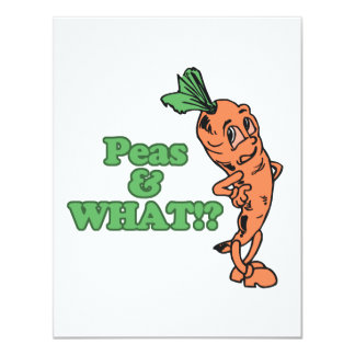 funny peas and what worried carrot card