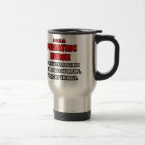 Funny Pediatric Nurse .. Highly Unlikely Mug