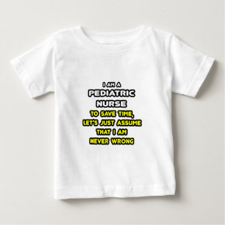 Funny Pediatric Nurse T-Shirts and Gifts