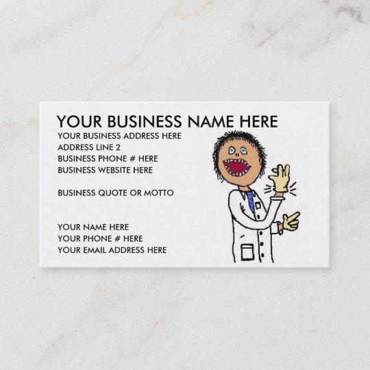 Funny pediatrician business card zazzle funny pediatrician business card colourmoves