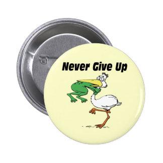 Funny Pelican Pin