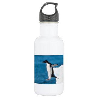 Funny Penguin 16 oz. 18oz Water Bottle